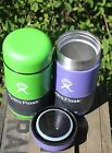 Hydro Flask 18z Food Flask  Stainless Steel Hot / Cold Vacuum thermos Container