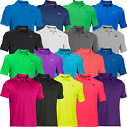 """NEW 2017 "" UNDER ARMOUR MEN'S GOLF PERFORMANCE 2.0 LOGO MENS GOLF POLO SHIRT"