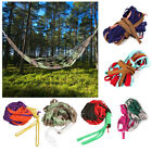 Outdoor Yard Garden Hiking Nylon Hanging Meshy Net Hammock Sleeping Bed Rope