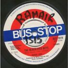 "PAPER LACE Black-Eyed Boys 7"" VINYL UK Bus Stop 1974 Has Radio Station Name"