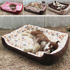 Hot Washable Pet House Puppy Cat Dog Soft Warm Mat Bed-Various Sizes and Colours