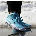 [543390-407] AIR JORDAN 6 RETRO GRADE SCHOOL KIDS SNEAKERS PANTONE US GS 5Y-9.5