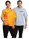 POLO SHIRTS $15.95 EACH WITH CUSTOMIZED EMBROIDERY LOGO QTY 12 UNIT MINIMUM