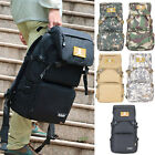 Women Men Tactical Shoulder Sling Backpack Pack Hunting Camping Hiking Bag