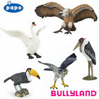 PAPO / BULLYLAND Wild Animal Kingdom BIRDS - Choice of 15 Birds all with Tags