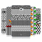 HEAD CASE DESIGNS MIXED MONO PRINTS HARD BACK CASE FOR SAMSUNG TABLETS 1