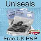 Uniseals from 99p All Sizes, Single and Multipacks, bulkhead tank connectors