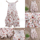 Newborn Toddler Kids Baby Boys Girls Romper Jumpsuit Bodysuit Clothes Outfit lot
