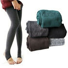 Winter Warm Women Lady Skinny Slim Stretch Pants Thick Tights New JR