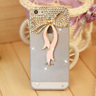 Luxury Glitter Bling Diamond Silicone Case Cover For Apple iPhone 5s 5