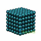 5mm 216pcs Magnet Balls Magic Beads 3D Puzzle DIY Ball Sphere Magnetic Best Toys