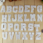 26 letters Embroidery Iron on patch sewn For clothing applique backpack Motif SE