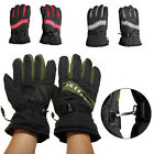 Motorcycle Outdoor Hunting Electric Warm Winter Warmer Heated Gloves 12V