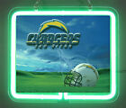 San Diego Chargers Alternate Helmet Brand New Neon Light Sign $43.98 USD