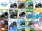 Febreze Car Air Freshener Starter Kit Car Caravan Vechicle Vent Clip On - Choose
