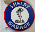 Shelby Garage Flange Sign 12