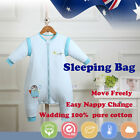 Baby Toddler Kid Sleeping Bag Sleepsuit Winter Autumn 2.5tog 3.5tog Blue Nursery