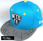 NEW ERA NBA MIX VIZE KIDS 59FIFTY FITTED CAP - BROOKLYN NETS