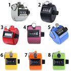 1pcs Mini Digit LCD Mechanical Finger Hand Ring Tally Number Counter Clicker New