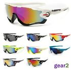 Sport Sunglasses Cycling Running Golf Biking Riding (NEW from UK stock)