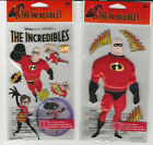 U CHOOSE  Disney THE INCREDIBLES MOVIE 3D Stickers