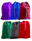 Small Heavy Duty Laundry Bags for Weekly Use, 22Wx28L, Choose from 16 Colors