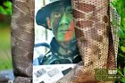 Mens Army Military Desert Tactical Neck Head Wrap Scarf Full Face Mask Quick dry