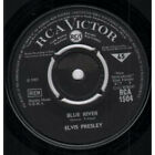 "ELVIS PRESLEY Blue River 7"" VINYL UK Rca 1965 B/W Do Not Disturb (Rca1504)"