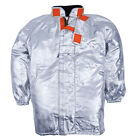 Portwest Mens Lined Approach Jacket Silver Various Size AM14