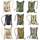 Outdoor Hiking Camping Cycling Hydration Pack Backpack w 2.5L Water Bladder Bag