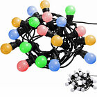 Globe Festoon Big Bulb Christmas/ Party/ Barbeque LED Light String Set Of 20