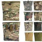 Pouch Dump Military Molle Tactical Foldable Mag Bag Roll Up Airsoft Paintball $14.03 USD on eBay