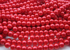 Wholesale Glass Pearl Round Spacer Loose Bead 4mm/6mm/8mm/10mm FOR CHARM JEWELRY