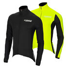 NEW Capo Lombardia DWR Long Sleeve Jersey | Yellow
