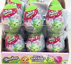 8 Shopkins Green Surprise Eggs SWEETS PARTY FAVOURS TREATS CANDY
