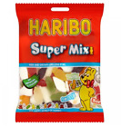 HARIBO SUPER MIX SWEETS PARTY FAVOURS TREATS CANDY 160G BAGS x 12 BB 08/17