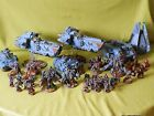 WARHAMMER 40K PAINTED SPACE WOLVES ARMY - MANY UNITS TO CHOOSE FROM