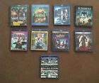 3D / Steelbook / Season / BLU-RAY MOVIES LOT! (#4) YOU PICK HOW MANY! $10.0 USD