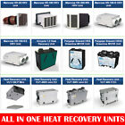 Whole House Heat Recovery Ventilation Fan Unit - Control Condensation and Mould