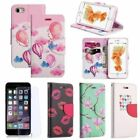Luxury PU Leather Stand Case Cover + Tempered Glass Film For iPhone 7 & 7 Plus
