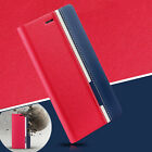 2017 New Luxury Book Flip PU Leather Cover Stand Wallet Phone Case For Samsung