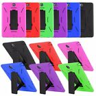 Hybrid Rugged Armor Shockproof Case Cover for Samsung Galaxy Tab A 7 8 9 10.1