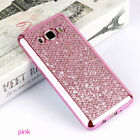 s4 mini back cover - Fashion Shockproof Bling Soft Back Case Cover For Samsung S8 Plus S7 Edge J5