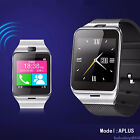 GV18 Rainproof Smart Watch Wrist GSM NFC Camera SIM Card For Android Phone Acc