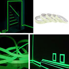 Luminous Tape Waterproof Self-adhesive Glow In The Dark Safety Stage Home DecorJ