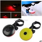 UFO rear bike bicycle light LED Red Flashing - FREE POST Inc Mount!-