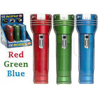 MINI ULTRA BRIGHT 2 LED POCKET LIGHT FLASHLIGHT CAMPING TORCH SLIM PEN HAND