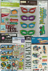 U CHOOSE  Assorted Recollections Etc. BOY 3D Stickers hot wheels dump truck mask