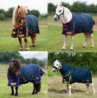 Quality Horse/Pony/Cob/Full Cotton Quilted Saddle Cloth. Various Colours