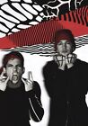 TWENTY ONE PILOTS Blurryface PHOTO Print POSTER Tour Tyler Joseph Josh Dun 018